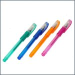 Gel pen set (4 pcs)
